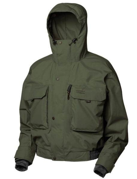 GEOFF Anderson - Membránová bunda - RAPTOR 4 - zelená - Sonary Lowrance d3866e897cc